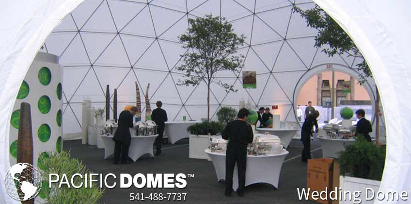 Pacific Domes - Wedding Domes