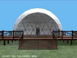 36ft Dwell Dome Configurator