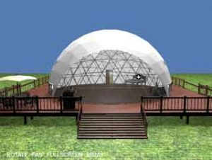 44ft Dwell Dome Configurator