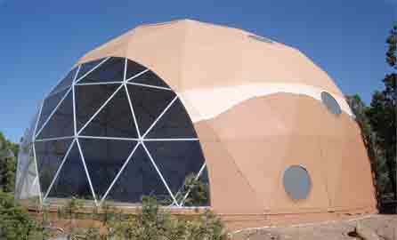 Thermosheild Dome