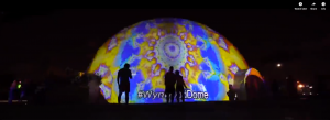 360'projections, projection dome, full immersion dome
