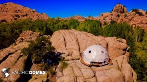 dome home, off-grid, geodome