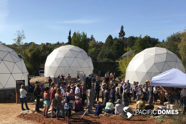 Future Garden open day at UC Santa Cruz Arboretum and Botanic Garden