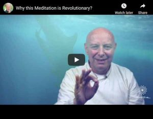 Meditation is Revolutionary