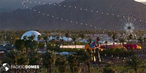 coachella, festival dome, event dome, 360 projection dome,
