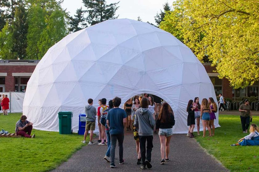 event dome, event tent, renn fayre