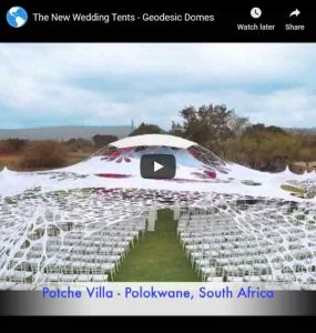 The New Wedding Tents Video