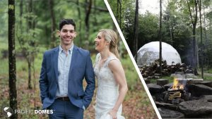 wedding dome, event dome, dome