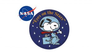 NASA-SNOOPY 'Eyes to the Stars'