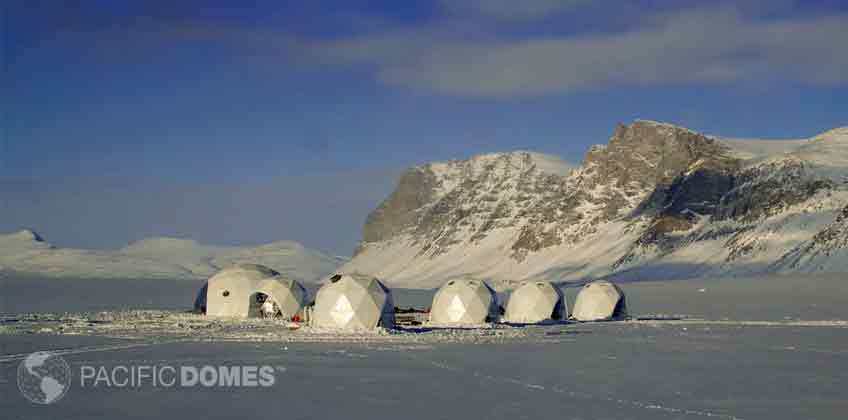 Base Camp ?Domes