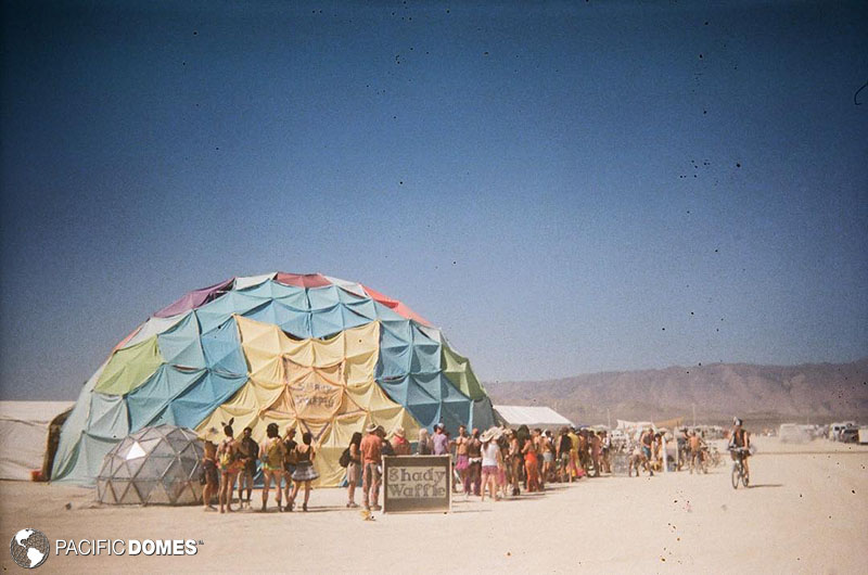 event dome, festival dome, pop-up dome, service-dome, party dome