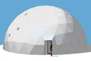 Pacific Domes - 60ft Dwell Dome