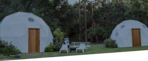 Medical Dome Tents