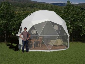 16ft T Dwell Dome