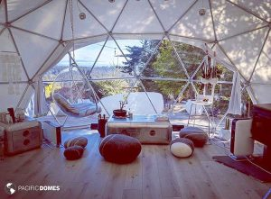 backyard dome, dome school, work dome