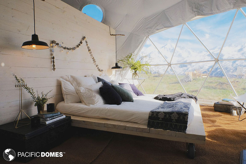 dome house, dome home, tiny house dome