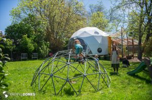 climbing dome, backyard dome, dome school, home schoolo
