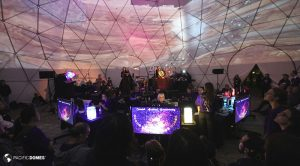 collective dreaming, dome, event dome
