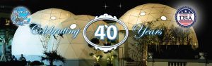 Pacific Domes - 40 Years in Business