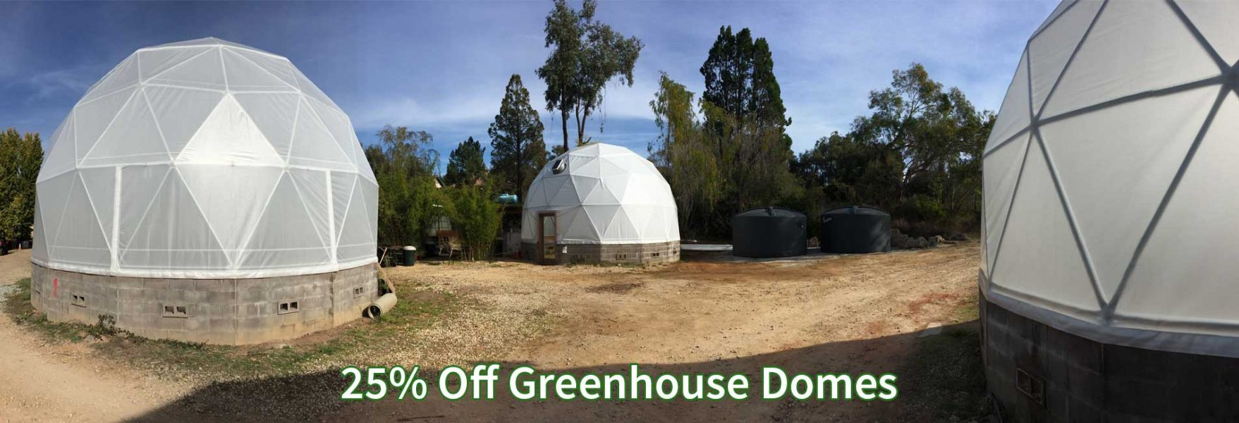 Greenhouse Domes Sale